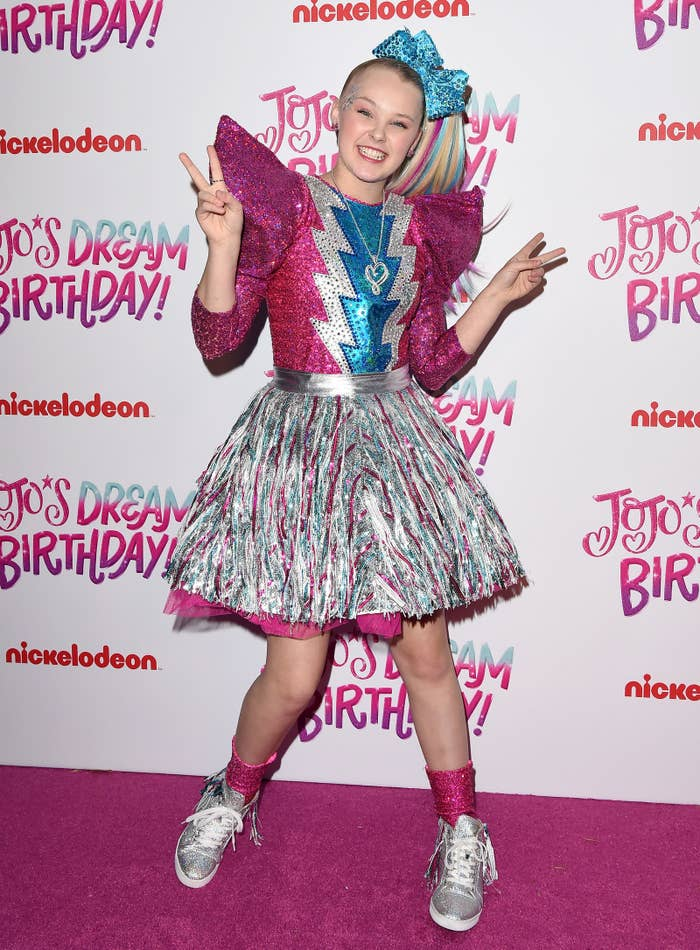 Jojo Siwa Had A Sweet Sixteen And Here Are Pictures