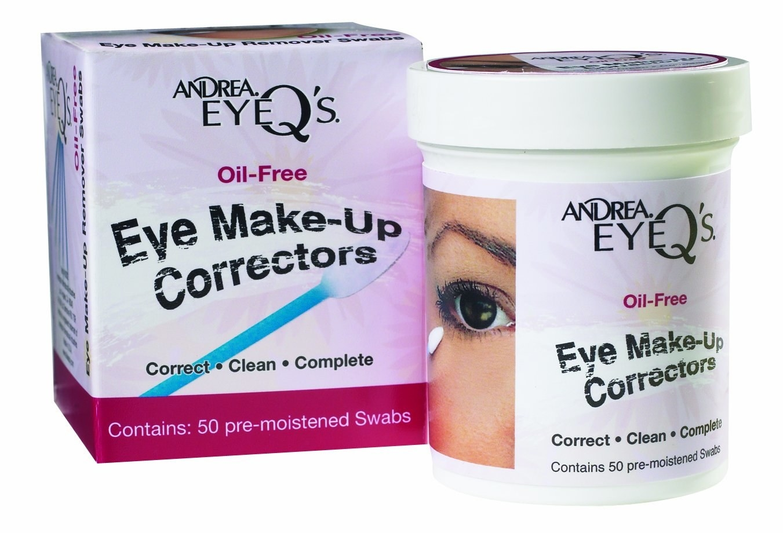 The Andrea Eye Q's Oil-Free Make-Up Correctors.