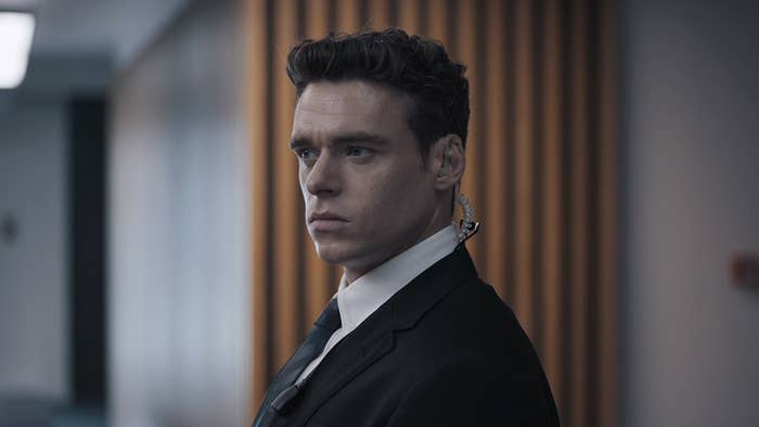 Richard Madden Called Out His Own Nude Scenes For