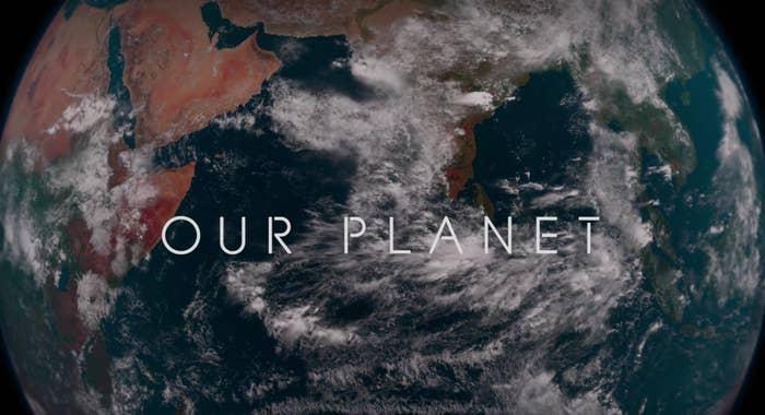 our planet ile ilgili görsel sonucu