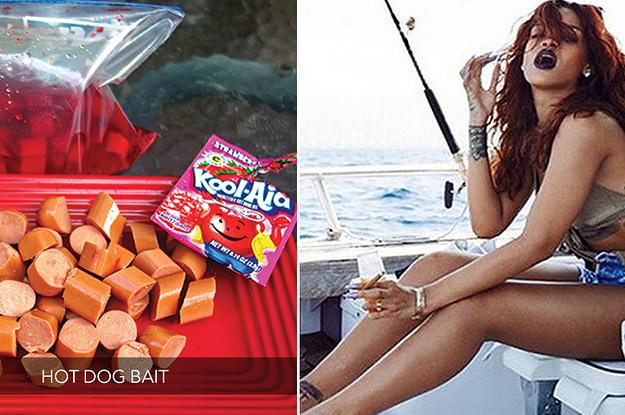 32 Genius Fishing Hacks You'll Wish You'd Known Sooner