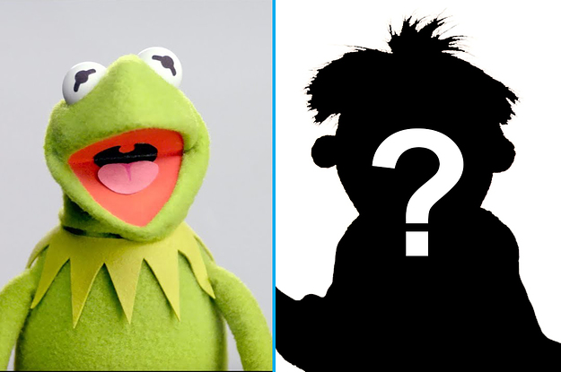 Careful, You Might Be Surprised At Which Muppet You ACTUALLY Are