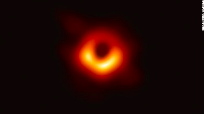 Katie Bouman Is The Brilliant Woman Behind The First-Ever Pic Of The Black Hole