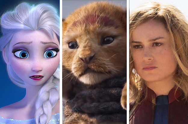 Disney Has A Ton Of Movies Coming Out In 2019 — Here Are All Of Them
