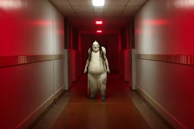 """The """"Scary Stories To Tell In The Dark"""" Movie Has A Teaser And Just OMG"""
