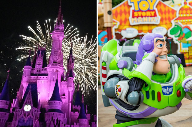 29 Disney World Vacation Tips You Won't Find In Any Guidebook