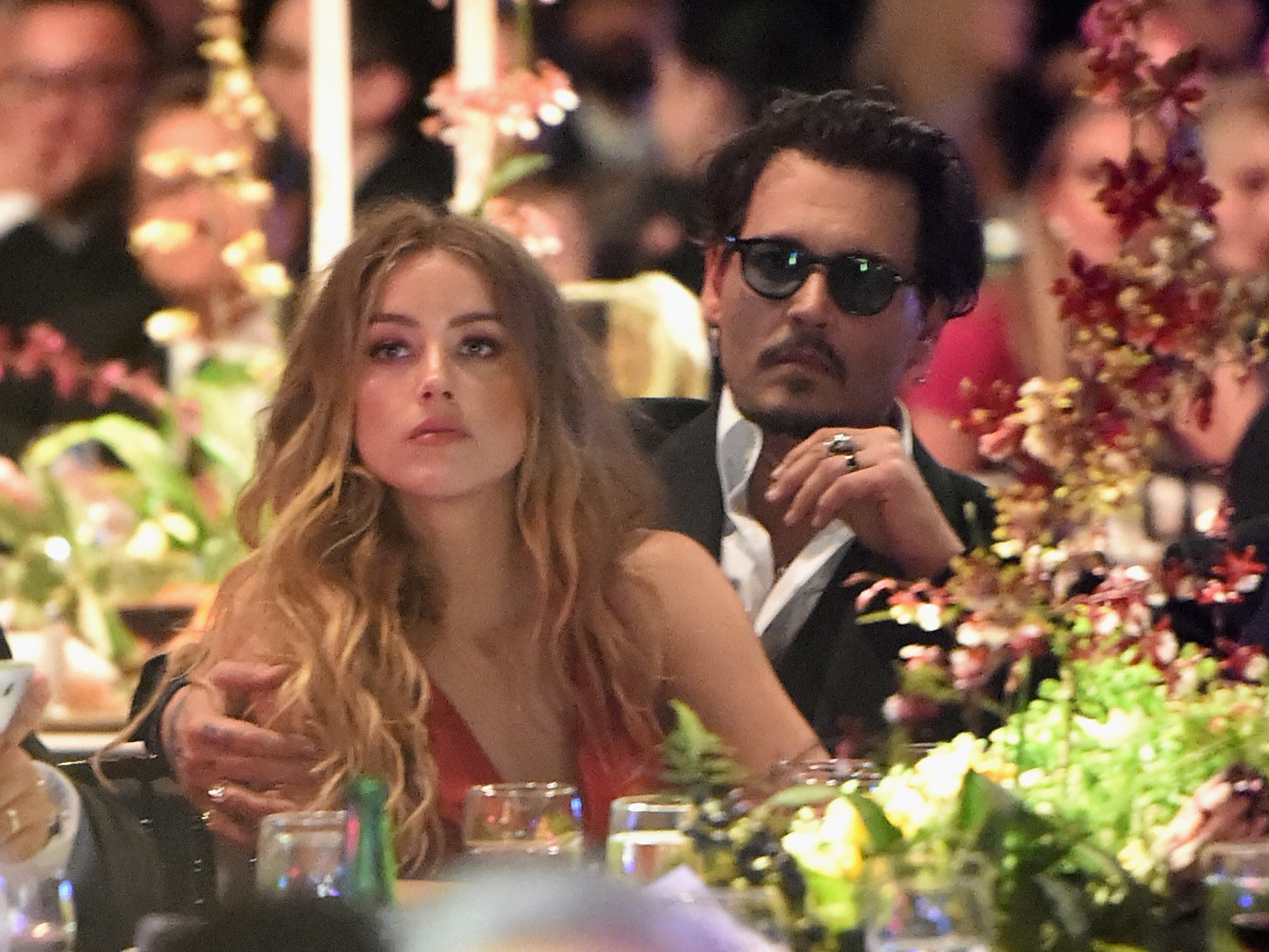 Amber Heard Levels New Abuse Allegations Against Johnny Depp