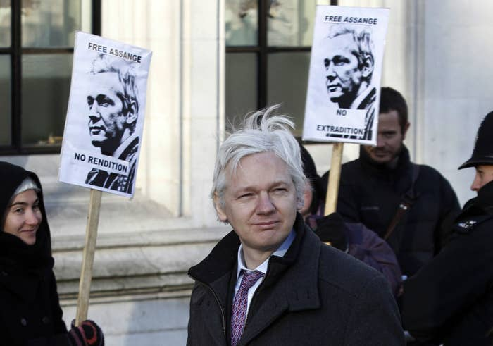 It Could Be Years Before Julian Assange Is Extradited To The