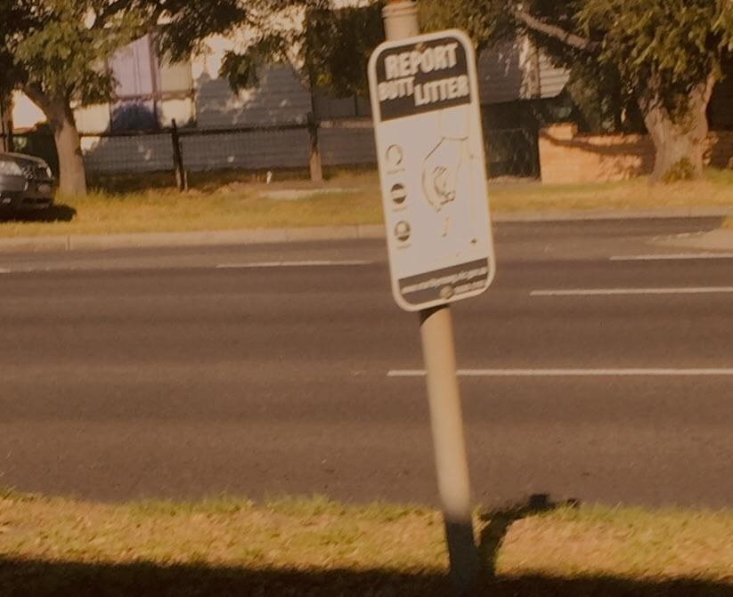 "18/"" GARBAGE MAN Street Sign trash truck signs funny sanitation Indoor//Outdoor"