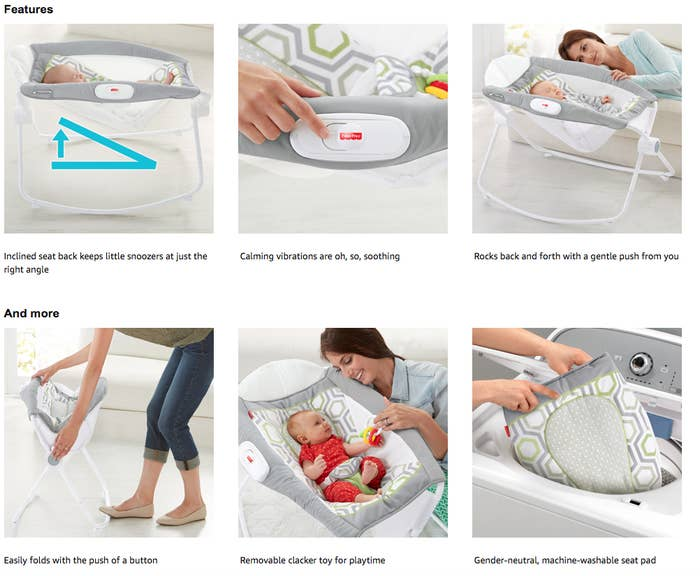 Fisher-Price's Rock 'N Play Sleeper Is Being Recalled After