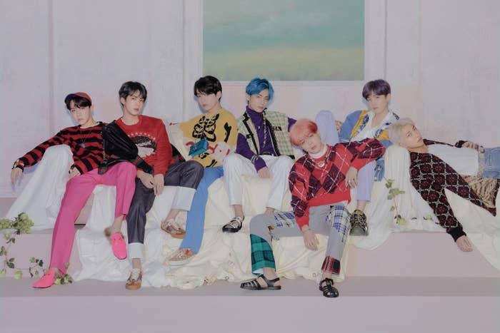 BTS Released