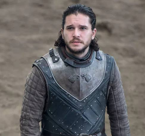 """1. How are Jon Snow and Daenerys related?See above.2. Who is Jon Snow's father?Jon Snow's biological father is Rhaegar Targaryen. But Ned Stark will always be his daddy.3. Who are Jon Snow's parents?As mentioned above: Rhaegar Targaryen and Lyanna Stark. Lyanna Stark was Ned Stark's little sister. As we learned in Season 7, she and Rhaegar secretly married after Rhaegar had his first marriage, to Elia Martell, annulled. That means Jon is a legitimate Targaryen. If you're curious about all the times the show hinted at Jon's real parentage, check out this post.4. When does Jon Snow die?Jon is murdered by his traitorous Night's Watch brothers in the Season 5 finale, """"Mother's Mercy"""". He's resurrected in """"Home""""– Season 6, Episode 2. Let's hope he doesn't die again in Season 8 (although he probably will). 5. What is Jon Snow's real name?In Season 7 we learned that Jon's real name is Aegon Targaryen. Here's some info on why that name might be really significant."""