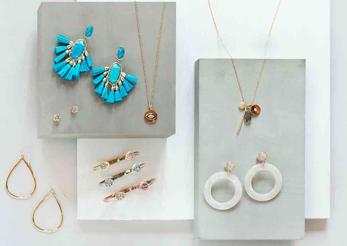 What you'll get: Three pieces of handpicked jewelry selected to match your aesthetic. Buy what you want and return what you don't! Your monthly membership will go towards purchasing your favorite pieces. Plus, shipping is pre-paid both ways so returns are always hassle free. Get it from Rocksbox for $21/month.