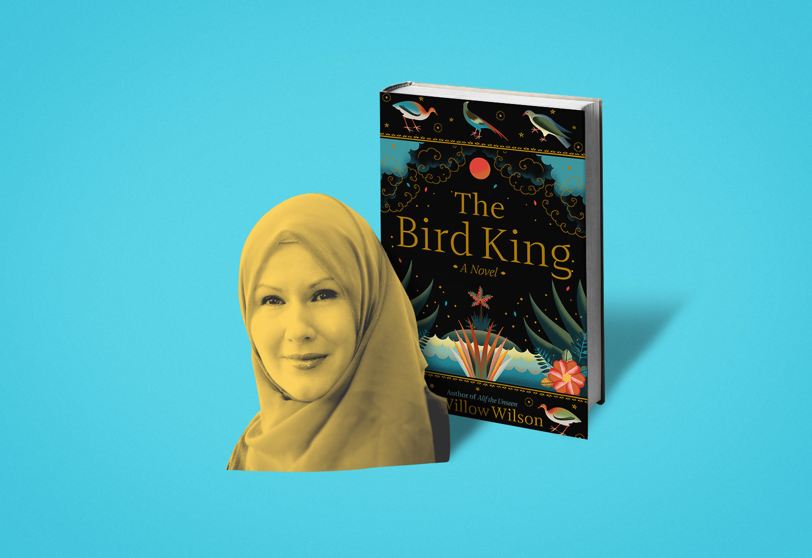 "G. Willow Wilson's ""The Bird King"" Is BuzzFeed Book Club's May Pick. Here's A Sneak Peek."