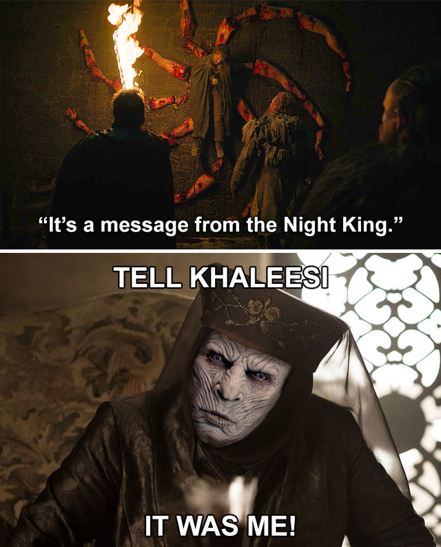 """23 """"Game Of Thrones"""" Memes From Season 8, Episode 1 That Will Make You Laugh Harder Than You Legally Should"""
