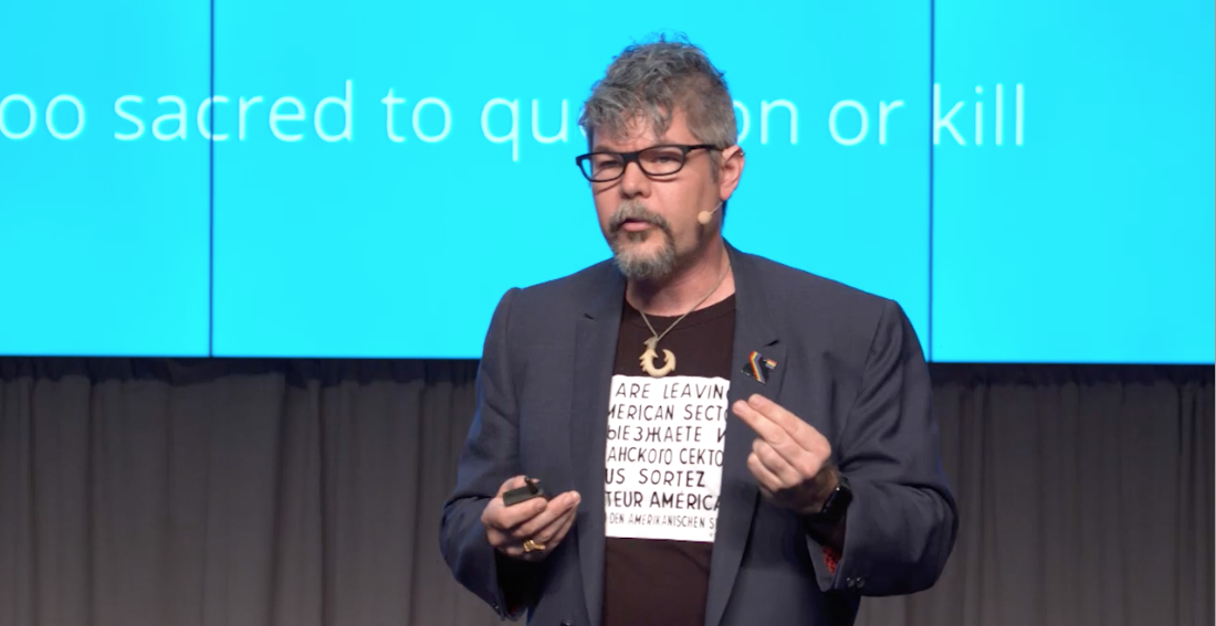 Former Google X Director Rich DeVaul