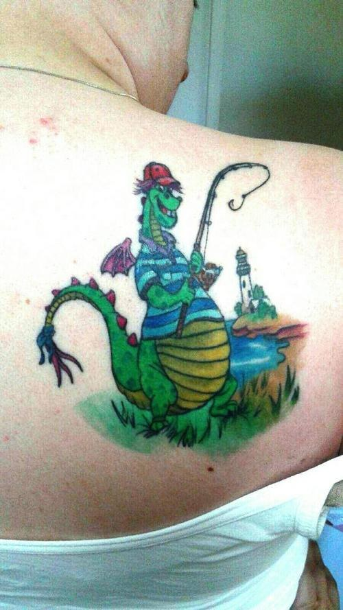 Show Us Your Best Disney Tattoos