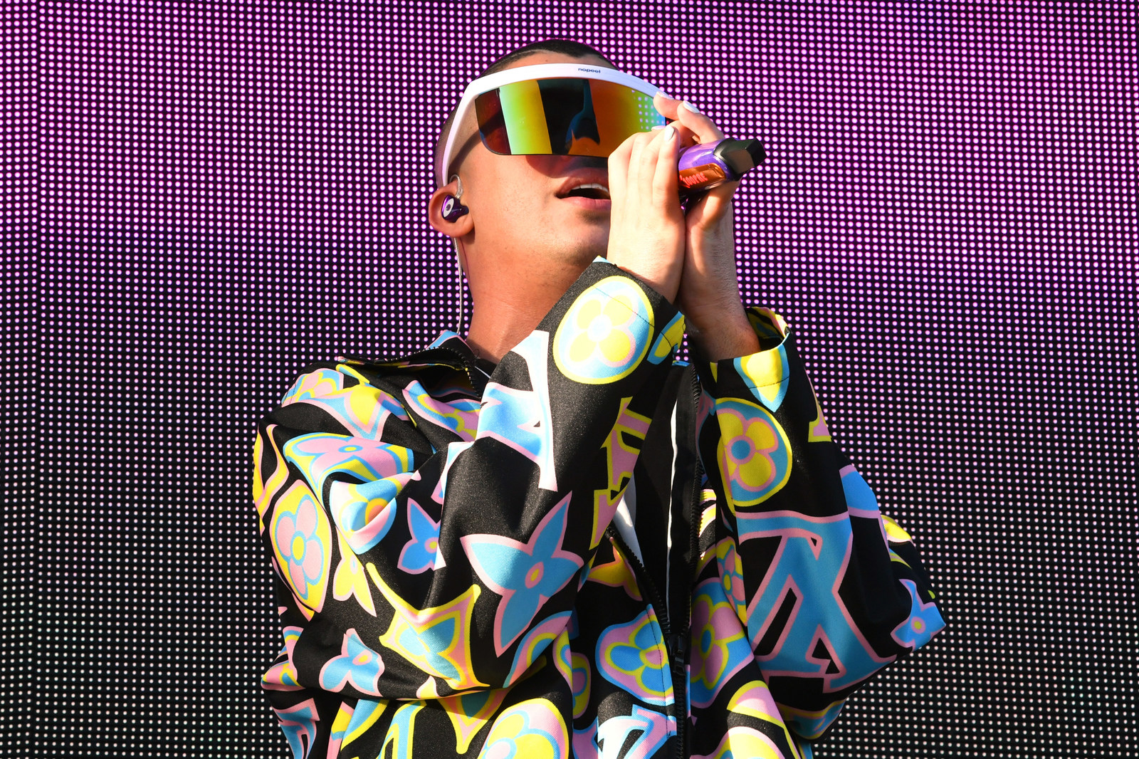 Bad Bunny Performed At Coachella And Brought The House Down