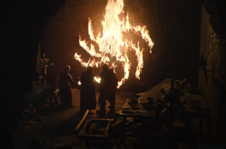 You might be asking, but what does it all mean?! Why would the White Walkers do this?! Let's unpack it a little...