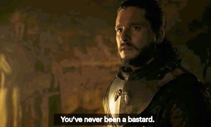 He's 😭 never 😭 been 😭 a 😭 bastard 😭.
