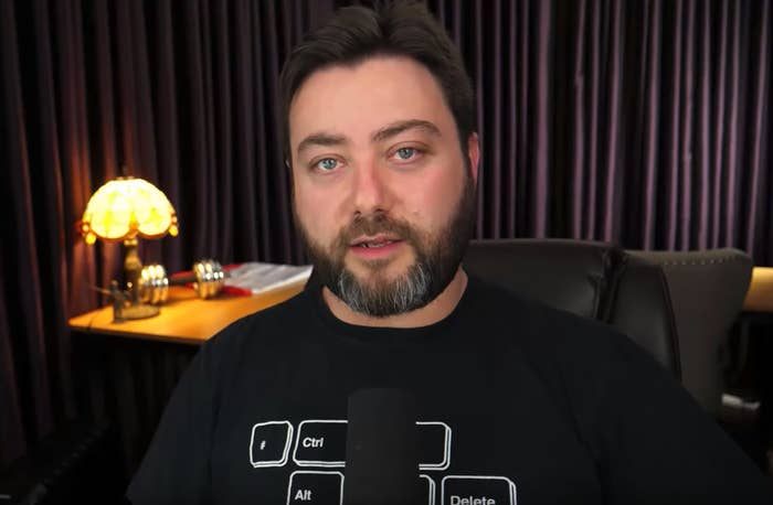 Sargon Of Akkad Is Planning His UKIP MEP Campaign On A Discord