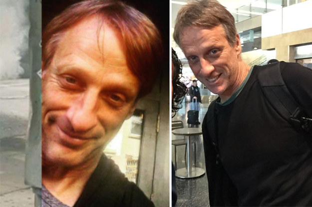 I'm Obsessed With Tony Hawk Having A Hard Time Renting A Car