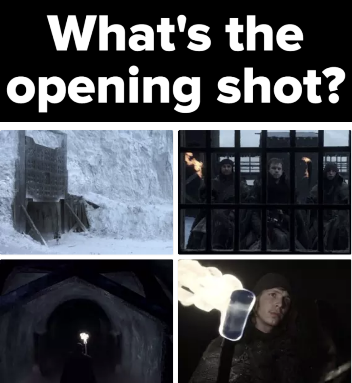 """20 """"Game Of Thrones"""" BuzzFeed Quizzes To Take Before Next Week's Episode"""