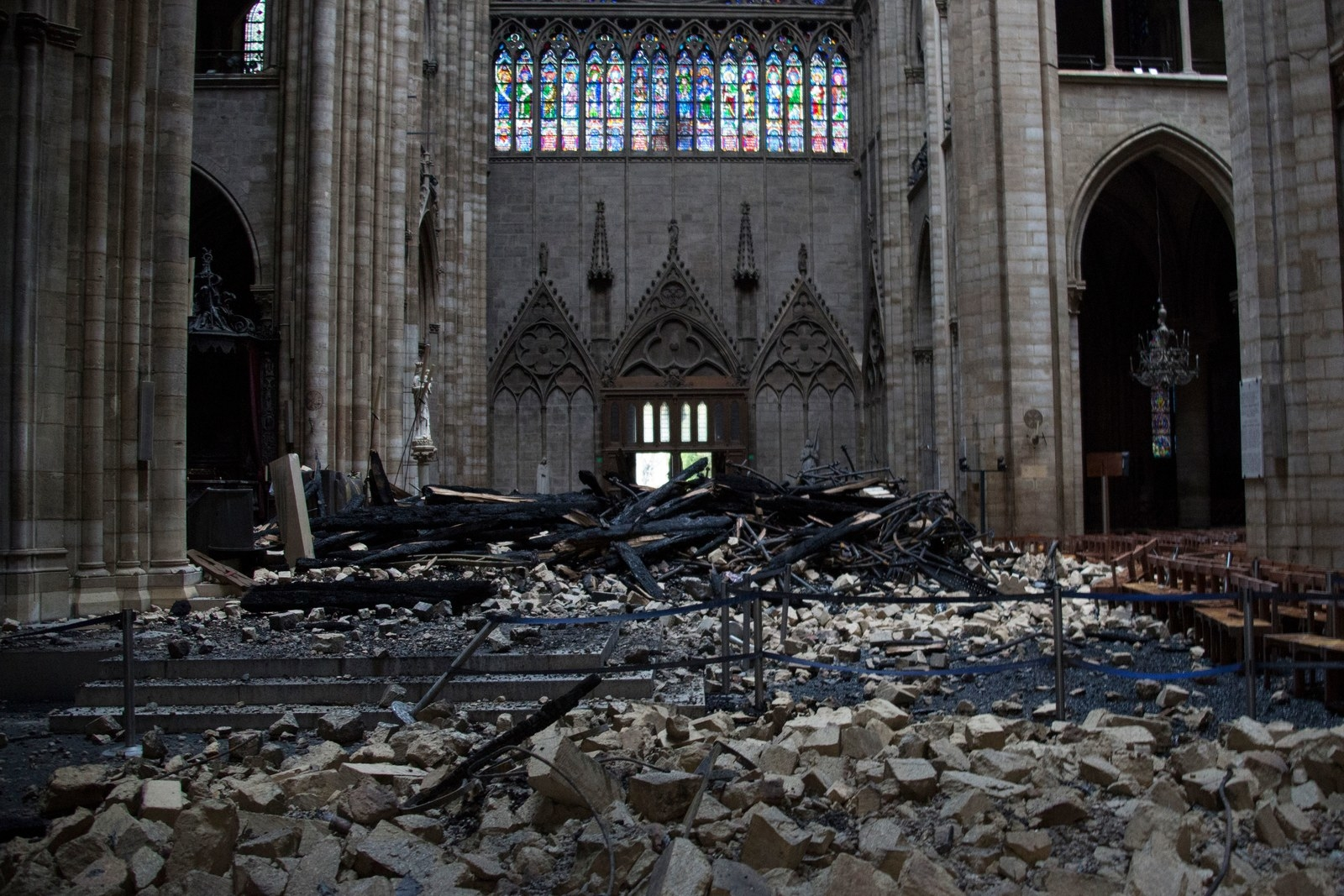Notre Dame Cathedral Fire Was Detected 23 Minutes After The First Fire Alarm Went Off