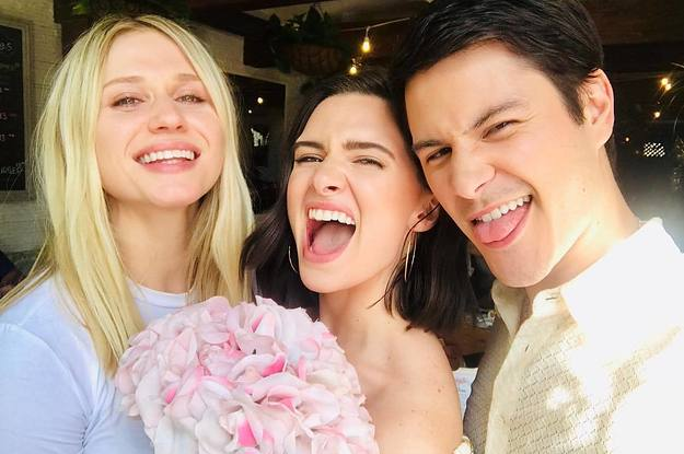 Katie Stevens Had A Celebrity-Filled Bridal Shower With Former And New Cast Members