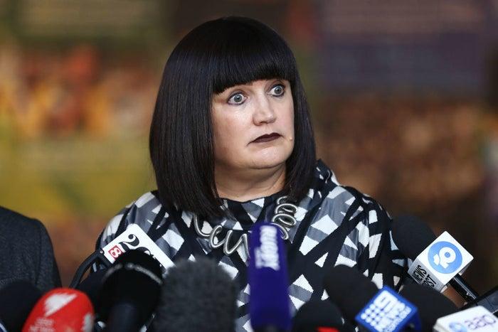 Rugby Australia chief executive Raelene Castle.