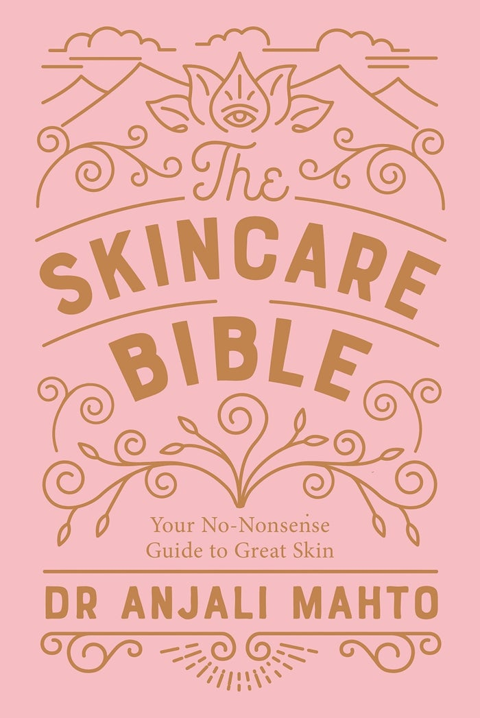 """Promising review: """"Loveeeee this book. Mahto does an incredible job at breaking down the science behind skincare without missing important information. She also writes it in a user friendly approach - I learned so much, but never felt like I was getting lost. She divided the book into chapters based on skin concerns, so it's very easy to go back through your reading and check in on current skin concerns you might have. I can't recommend the book enough! My only qualm is that she rarely cites any sources in her book, which is confusing to me since it's so scientifically focused. Still worth it, though!"""" —kahleesi1453Get it from Amazon for $16.65."""
