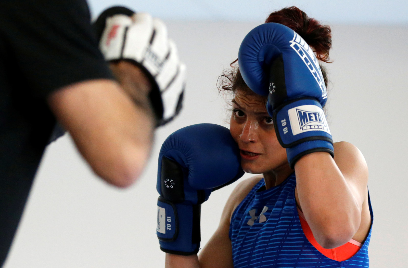 Iranian Boxer Sadaf Khadem Says She Will Remain In France Rather Than Face Arrest In Iran