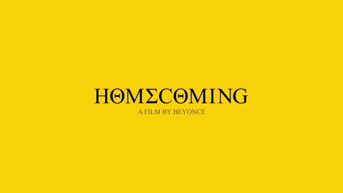 12 Things We Learned From Beyoncés Homecoming That Have This Fan