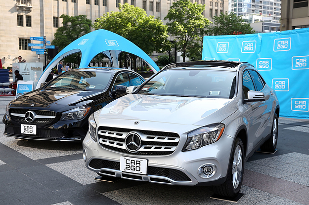 Car2go Says 100 High End Vehicles Fraudulently Rented In