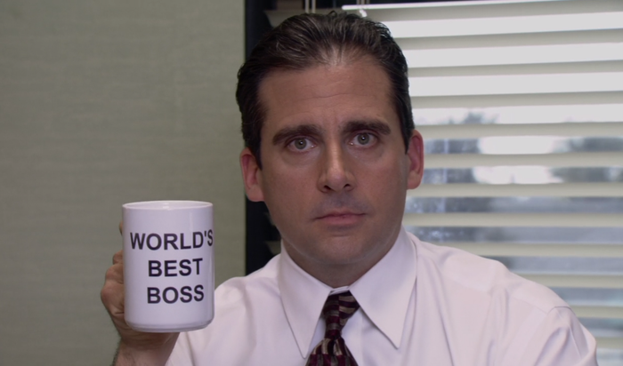 The Office, you know I love you, but it's not your best work!