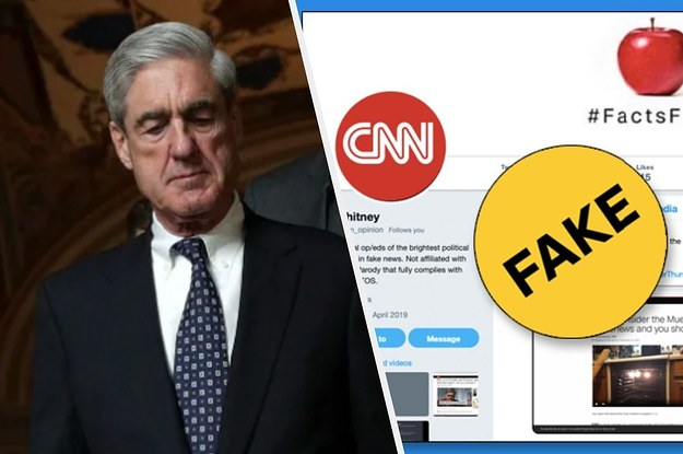 Mueller Report Hoaxes And Misinformation Is Already Spreading