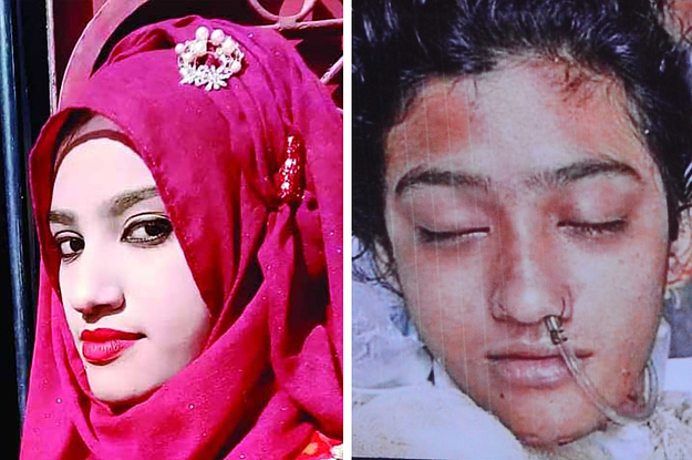 This Student Died After She Was Set On Fire For Reporting Sexual Harassment And People Are Demanding Justice