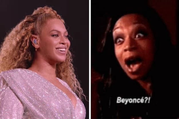 Beyoncé And Blue Ivy In The Spirit Music Video