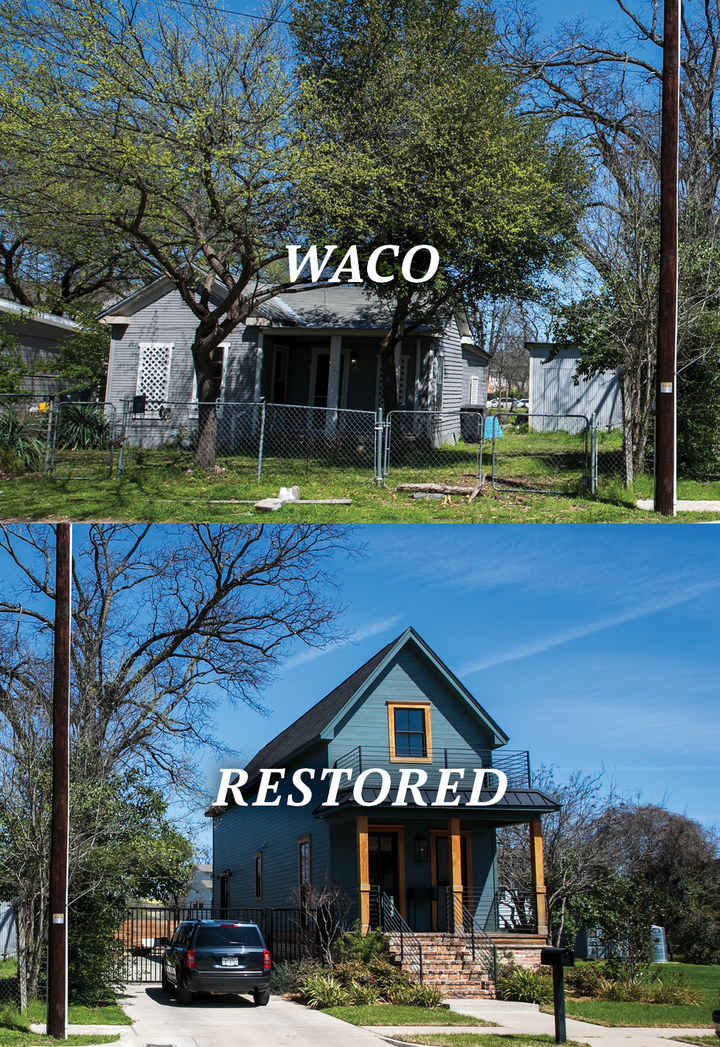"Fixer Upper"" Is Over, But Waco's Transformation Is Just"