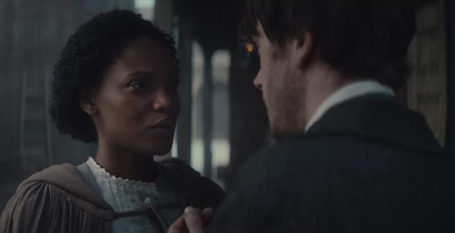 Ancestry.com Apologizes For Slavery-Era Ad Featuring White Man And Black Woman