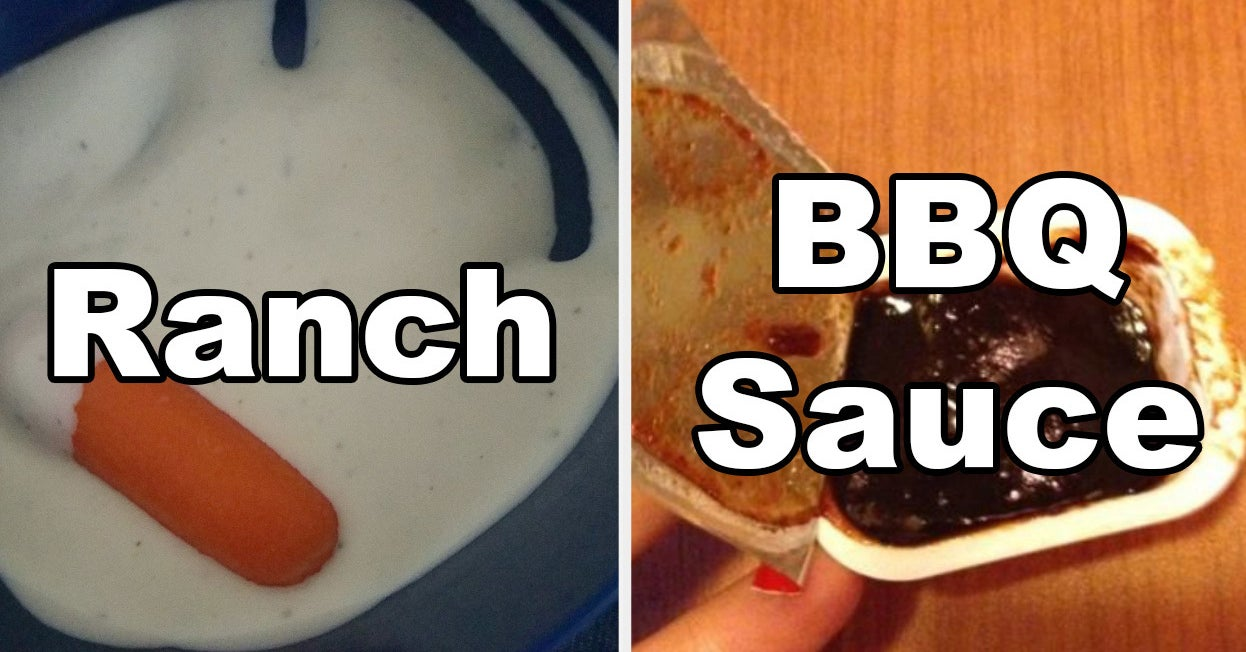 Let Us Guess Which Condiment You Refuse To Ever Like