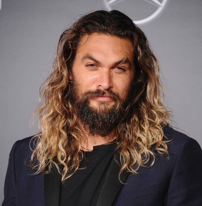 Jason Momoa Has Shaved Off His Beard Because People AreJason Momoa
