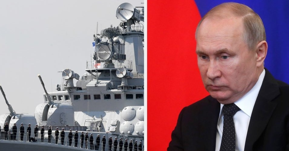Russia Wanted To Dock A Warship Heading For Venezuela In Malta