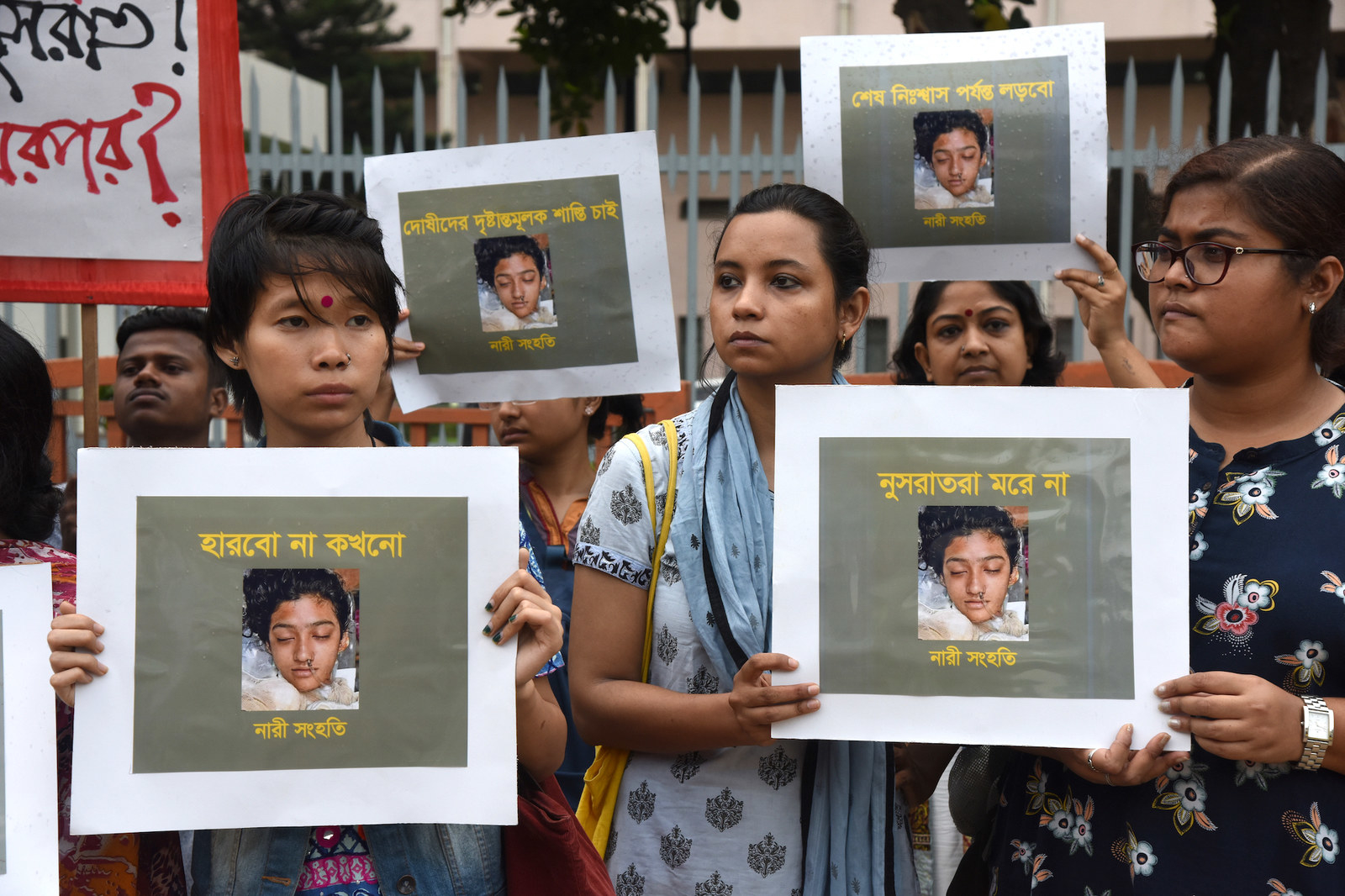 A Bangladesh Student Was Burned To Death For Reporting Sexual Harassment