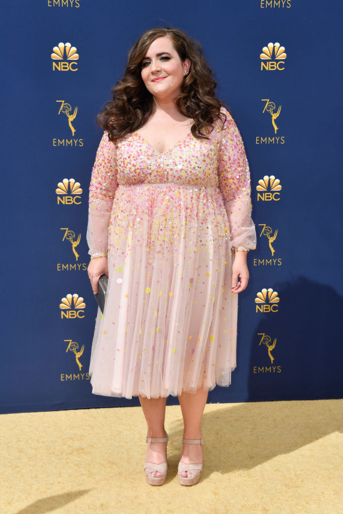 "Actress Aidy Bryant Said She Had To Co-Write Her Show ""Shrill"" After Getting Offered Ridiculously Offensive Roles"