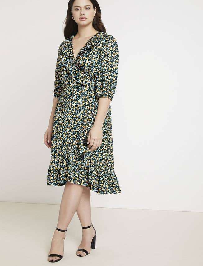 Get it from ELOQUII for $99.95 (available in sizes 14-28).