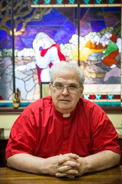 Reverend Bill Jenkins