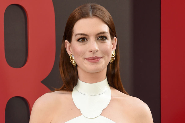 Anne Hathaway Explained Her Decision To Quit Drinking And Its So Important