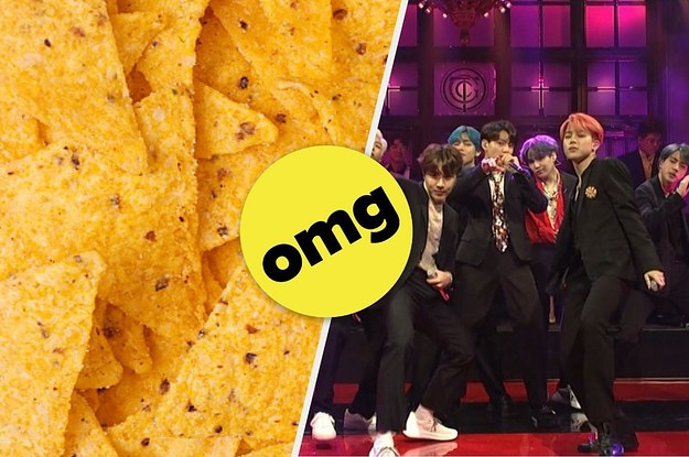 Make Some Nachos, And We'll Tell You Which BTS Member Is Your Soulmate