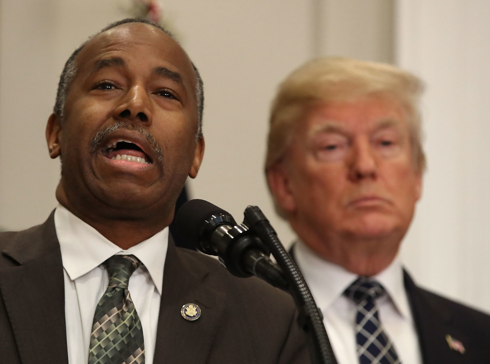 Ben Carson Wants To Evict Families With Undocumented Immigrants From Public Housing